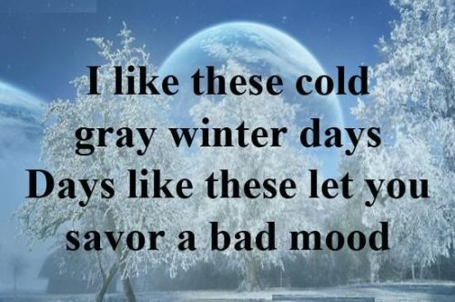 143 funny love winter quotes with images