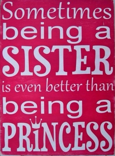 111+ Sister Quotes With Images For Your Cute Sister - Fresh Quotes