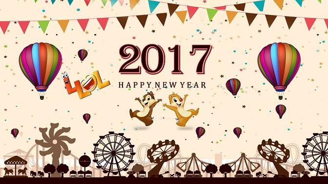 69+ Trending Happy New Year Quotes 2017, Whatsapp Status Images