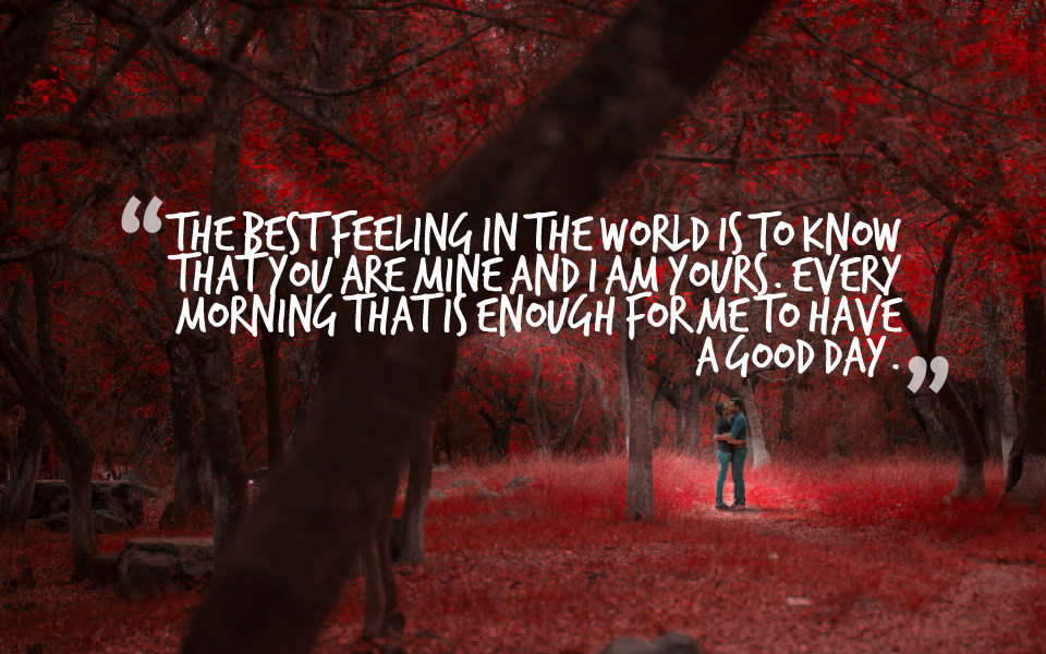 50 Romantic Good Morning Quotes For Her With Images Fresh Quotes